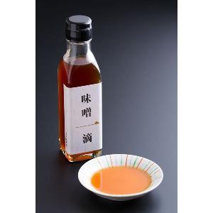 味噌のたまり 味噌一滴|misoan