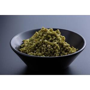 この「塩生山椒」は、大変稀少な大原産の山椒の実を、各地の塩を特製ブレンドした塩で味付けたもので、何に...