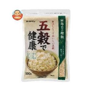 キッコーマン 五穀で健康 500g×12袋入|misono-support