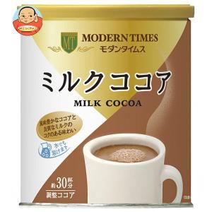 日本ヒルスコーヒー モダンタイムス ミルクココア 430g缶×12(6×2)個入|misono-support