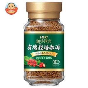 UCC ザ・ブレンド 有機栽培珈琲 リッチ 50g瓶×12本入|misono-support