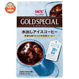 UCC ゴールドスペシャル コーヒーバッグ 水出しアイス珈琲 (35g×4P)×12(6×2)袋入|misono-support