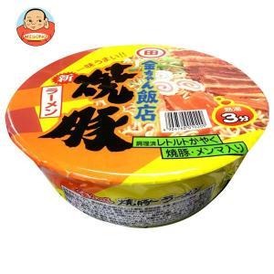 徳島製粉 金ちゃん飯店 焼豚ラーメン 156g×12個入
