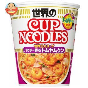 日清食品 カップヌードル トムヤムクンヌードル 75g×12個入
