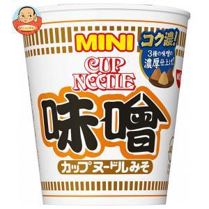 日清食品 カップヌードル 味噌 ミニ 42g×30個入|misono-support