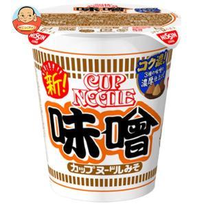 日清食品 カップヌードル 味噌 83g×20個入