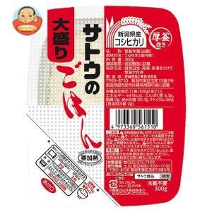 サトウ食品 サトウのごはん 新潟県産コシヒカリ 大盛り 300g×24(6×4)個入