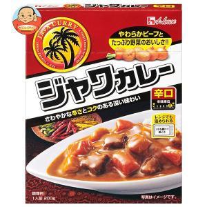 ハウス食品 レトルト ジャワカレー 辛口 200g×30個入