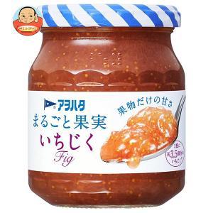 アヲハタ まるごと果実 いちじく 255g瓶×6個入|味園サポート PayPayモール店