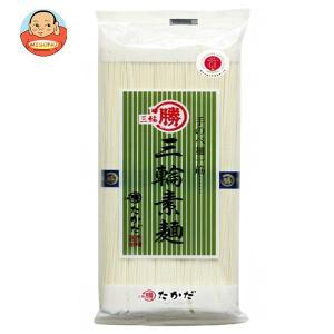 マル勝高田 三輪素麺 大判 500g×20個入|misono-support