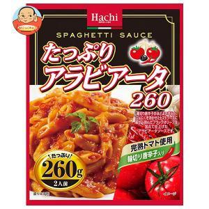 ハチ食品 たっぷり・アラビアータ260 260g×24個入