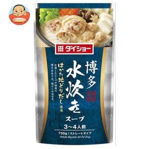ダイショー 博多水炊きスープ 750g×10袋入 misono-support