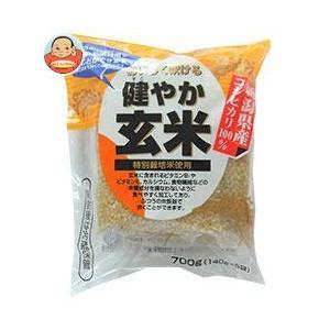越後製菓 健やか玄米 700g(140g×5袋)×10袋入|misono-support