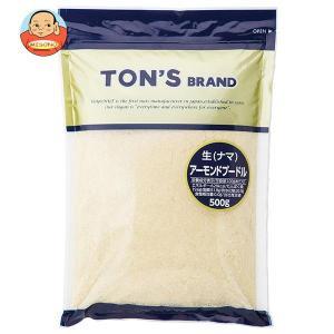 東洋ナッツ食品 トン アーモンドプードル 500g×10袋入