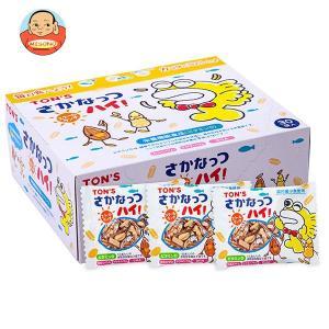 東洋ナッツ食品 トン スクールランチ さかなっつハイ! (7g×30袋)×1箱入|misono-support