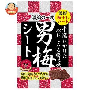 ノーベル製菓 男梅シート 27g×6袋入|misono-support