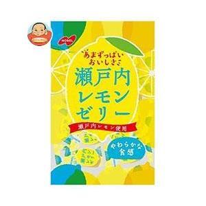 ノーベル製菓 瀬戸内レモンゼリー 180g×6袋入|misono-support