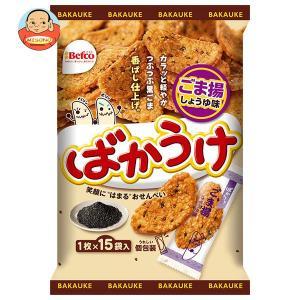 栗山米菓 ばかうけ ごま揚 16枚×12袋入|misono-support