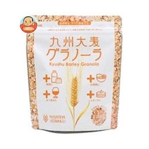 西田精麦 九州大麦グラノーラ 200g×12袋入|misono-support