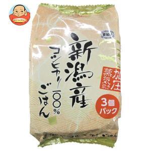 たかの 新潟産こしひかり 3個パック (180g×3個)×4個入