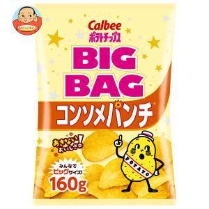 カルビー BIG BAG ポテトチップス コンソメパンチ 170g×12個入