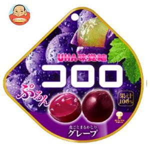 UHA味覚糖 コロロ グレープ 48g×6袋入