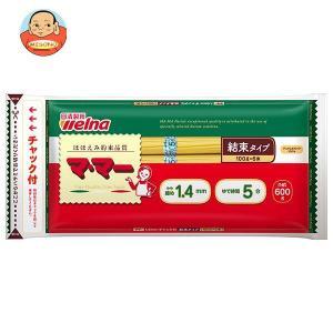 日清フーズ マ・マー チャック付結束スパゲティ 1.4mm 600g×20袋入|misono-support