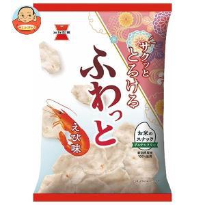 岩塚製菓 ふわっと やわらかえび味 45g×10袋入|misono-support