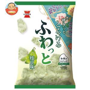 岩塚製菓 ふわっと 枝豆味 41g×10袋入|misono-support