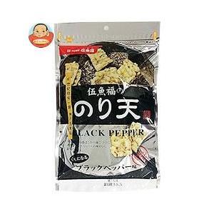 伍魚福 のり天 ブラックペッパー味 101g×5袋入|misono-support