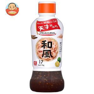 理研ビタミン リケンのノンオイル 和風 380mlペットボトル×6本入 misono-support