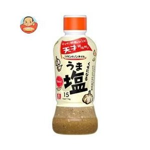 理研ビタミン リケンのノンオイル くせになるうま塩 380mlペットボトル×6本入 misono-support