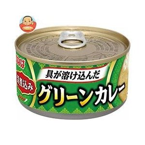いなば食品 深煮込み グリーンカレー 165g缶×24個入|misono-support