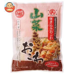大トウ 山菜きのこおこわ 2合セット×10袋入|misono-support