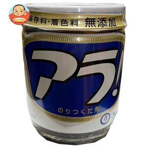 ブンセン アラ! のりつくだ煮 164g瓶×10個入|misono-support