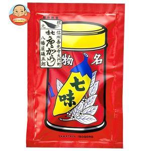 八幡屋礒五郎 七味唐からし袋 18g×10袋入|misono-support