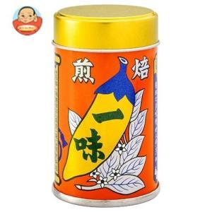 八幡屋礒五郎 一味唐からし缶 12g×10個入|misono-support