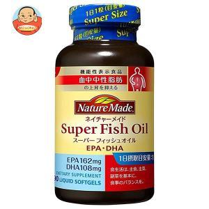 大塚製薬 ネイチャーメイド スーパーフィッシュオイル【機能性表示食品】 90粒×3個入|misono-support