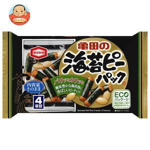 亀田製菓 海苔ピーパック 89g×12袋入|misono-support