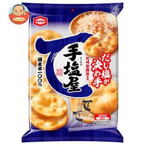 亀田製菓 手塩屋 9枚×12個入|misono-support