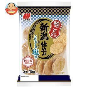 三幸製菓 新潟仕込み こだわりのほんのり塩味 30枚×12個入|misono-support