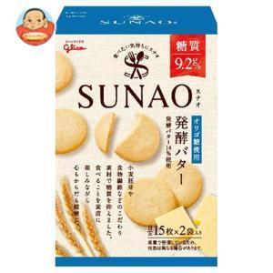 グリコ SUNAO(スナオ) 発酵バター 62g×5箱入|misono-support