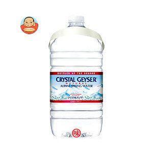 大塚食品 クリスタルガイザー1ガロン 3.78Lペットボトル...