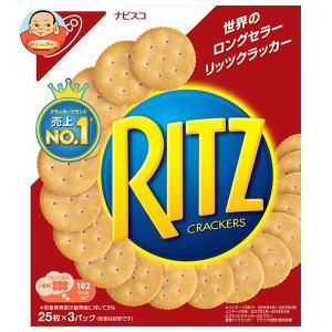 モンデリーズ・ジャパン RITZ(リッツ)L 25枚×3P×10個入