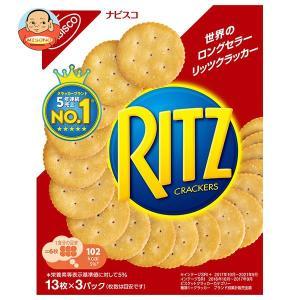 モンデリーズ・ジャパン RITZ(リッツ)S 13枚×3P×10個入