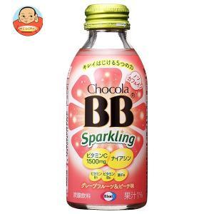 エーザイ チョコラBB スパークリング 140ml瓶×24本入|misono-support