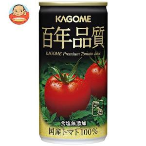 カゴメ 百年品質トマトジュース 190g缶×30本入 味園サポート PayPayモール店