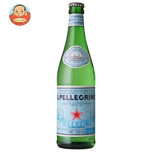 サンペレグリノ 500ml瓶×24本入