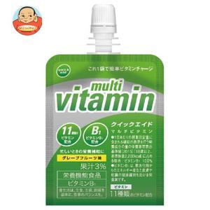 富永貿易 クイックエイド マルチビタミン 180gパウチ×30本入|misono-support