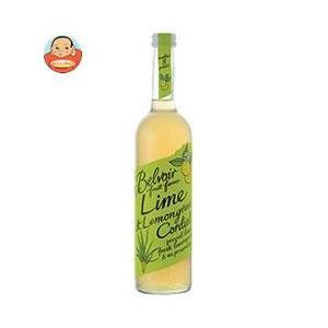 ユウキ食品 コーディアル ライム&レモングラス 500ml瓶×6本入|misono-support